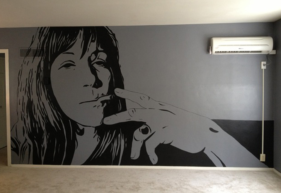 Woman Smoking 01
