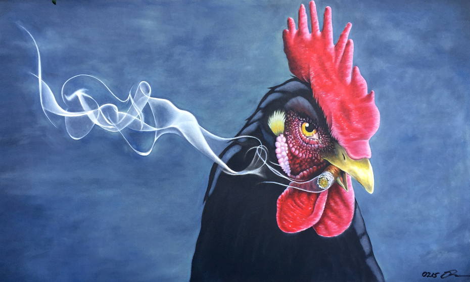 Smoking Gallo
